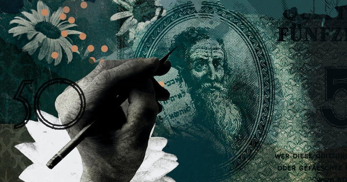 The Hidden History of Holocaust Money   Topic