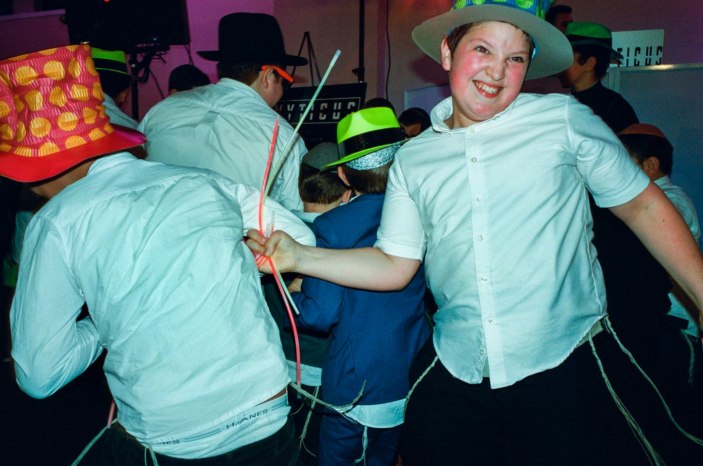 9c4b670d8054 Inside the World of Bar Mitzvah Party Entertainment