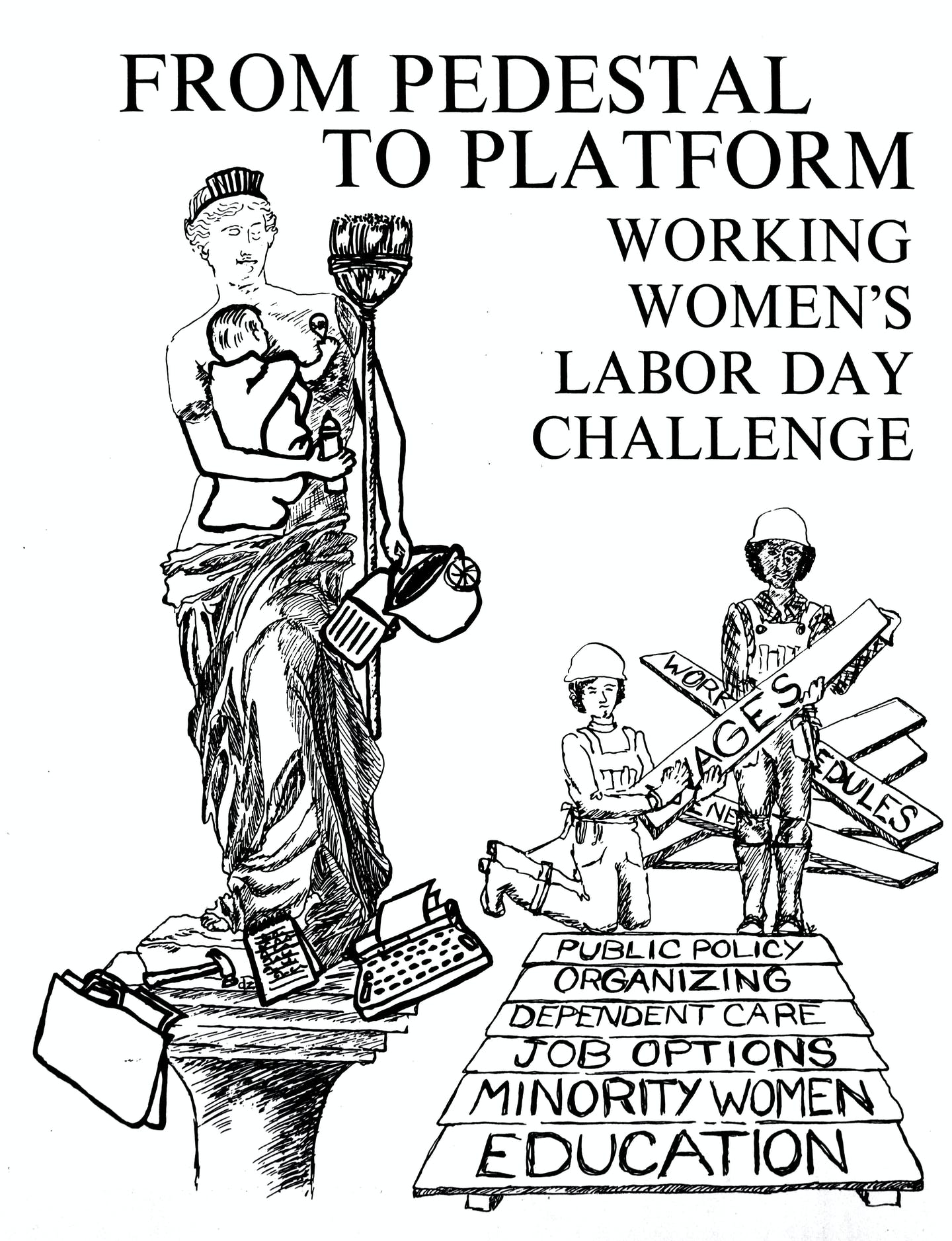 When Women Demanded Pay For Housework Topic