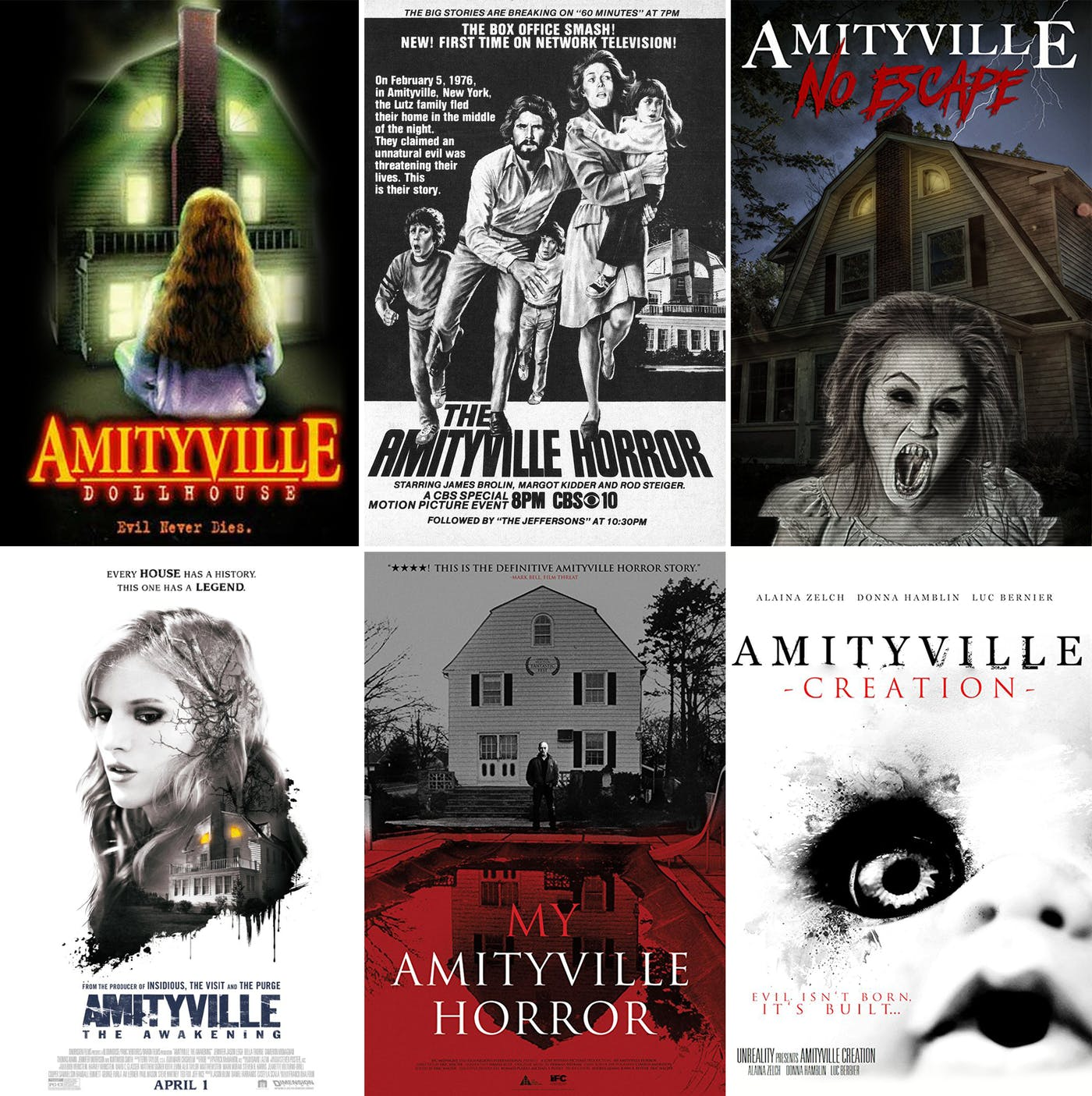 The True Story of Amityville Horror Haunted House | Topic
