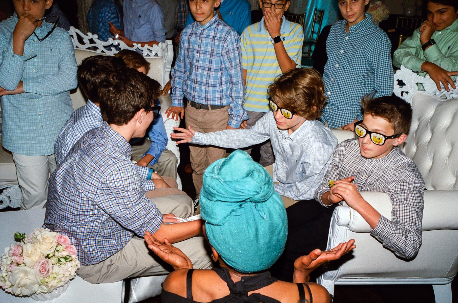 The Bar Mitzvah Party Starters - Topic