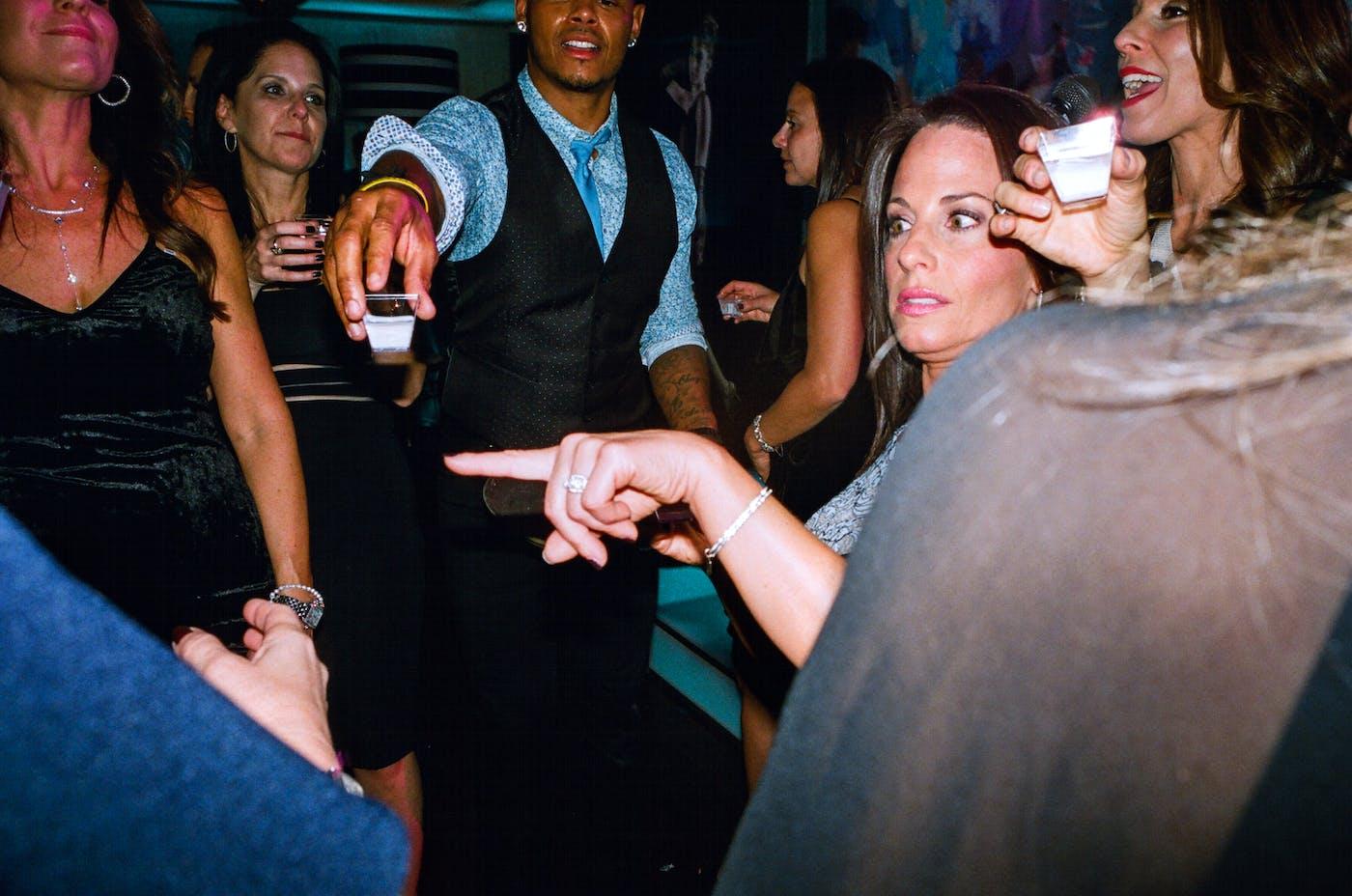 8baf81fc01ca Ricardo loosens up the adults with booze and Bon Jovi.