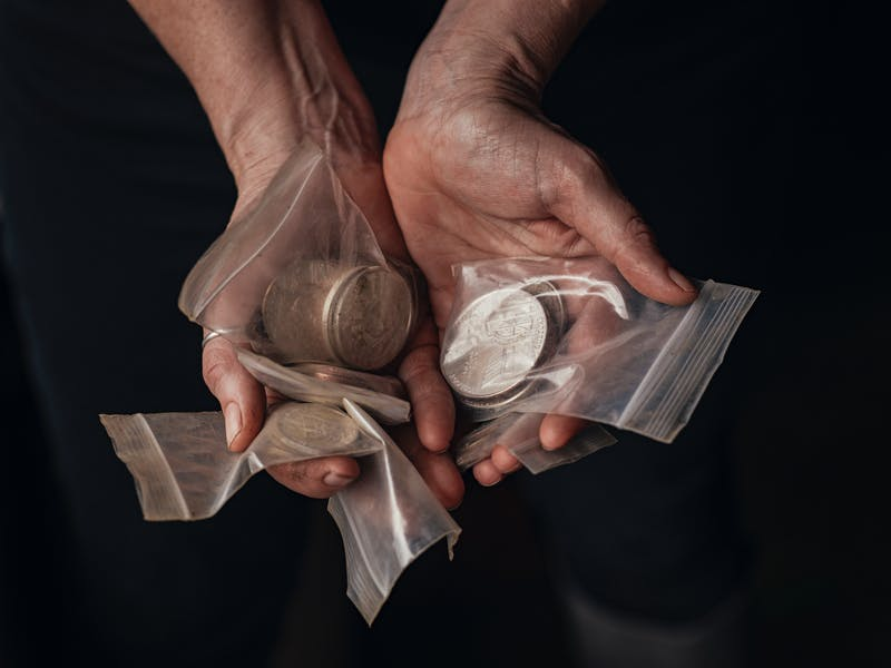 The Silver Currency of Cannabis Country