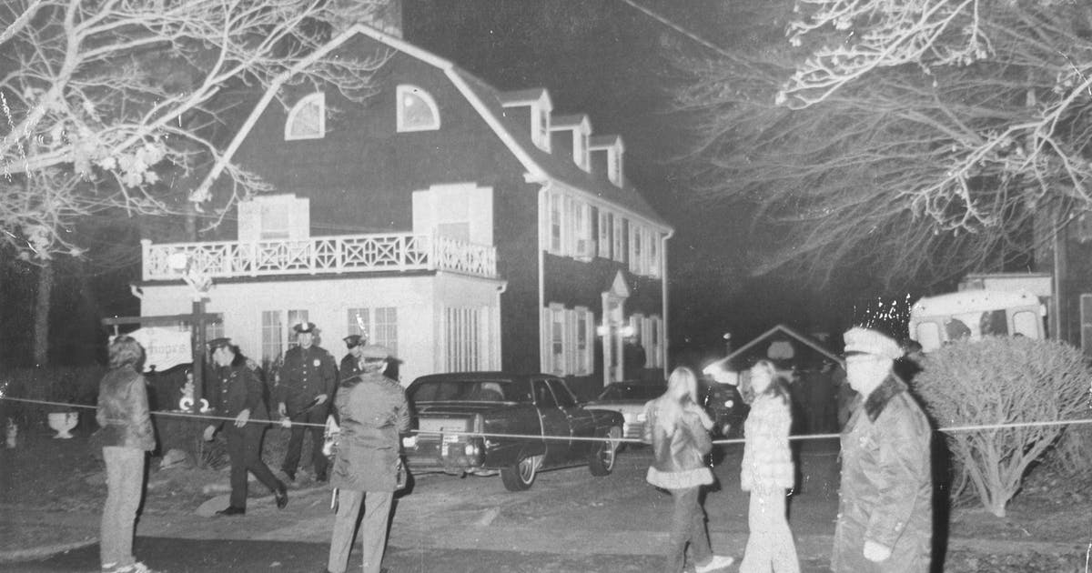The True Story of Amityville Horror Haunted House
