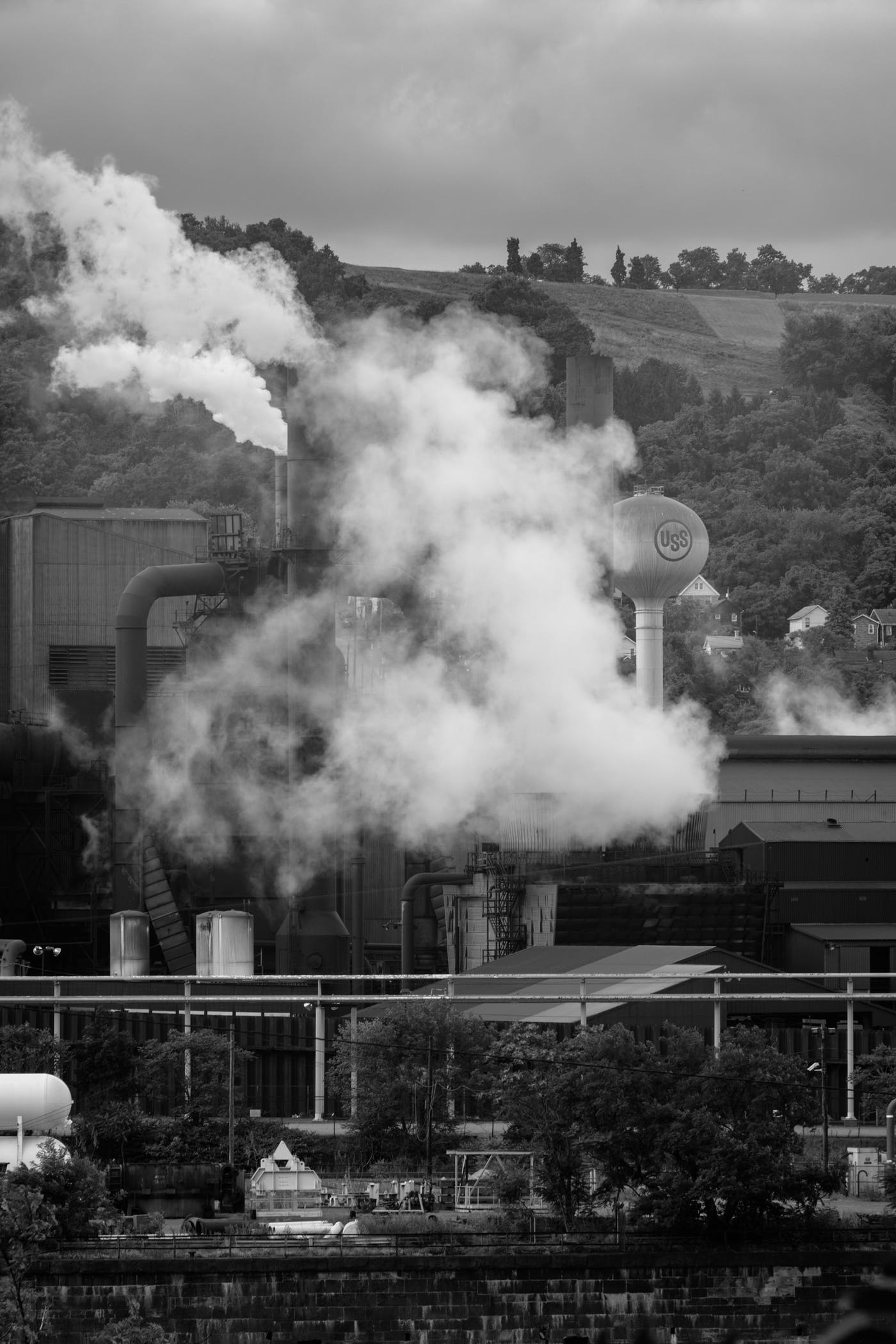 The History of Steel Production - Steel Mill Shadow | Topic