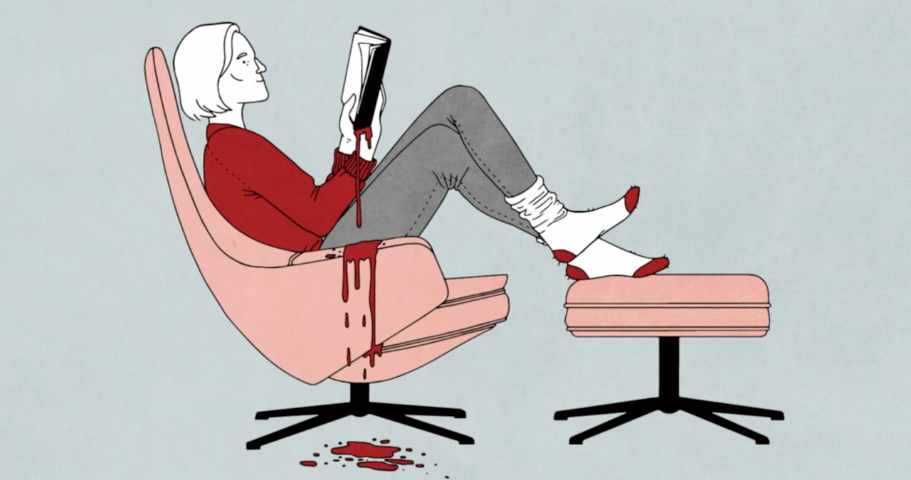 The Accidental Crime Novelist