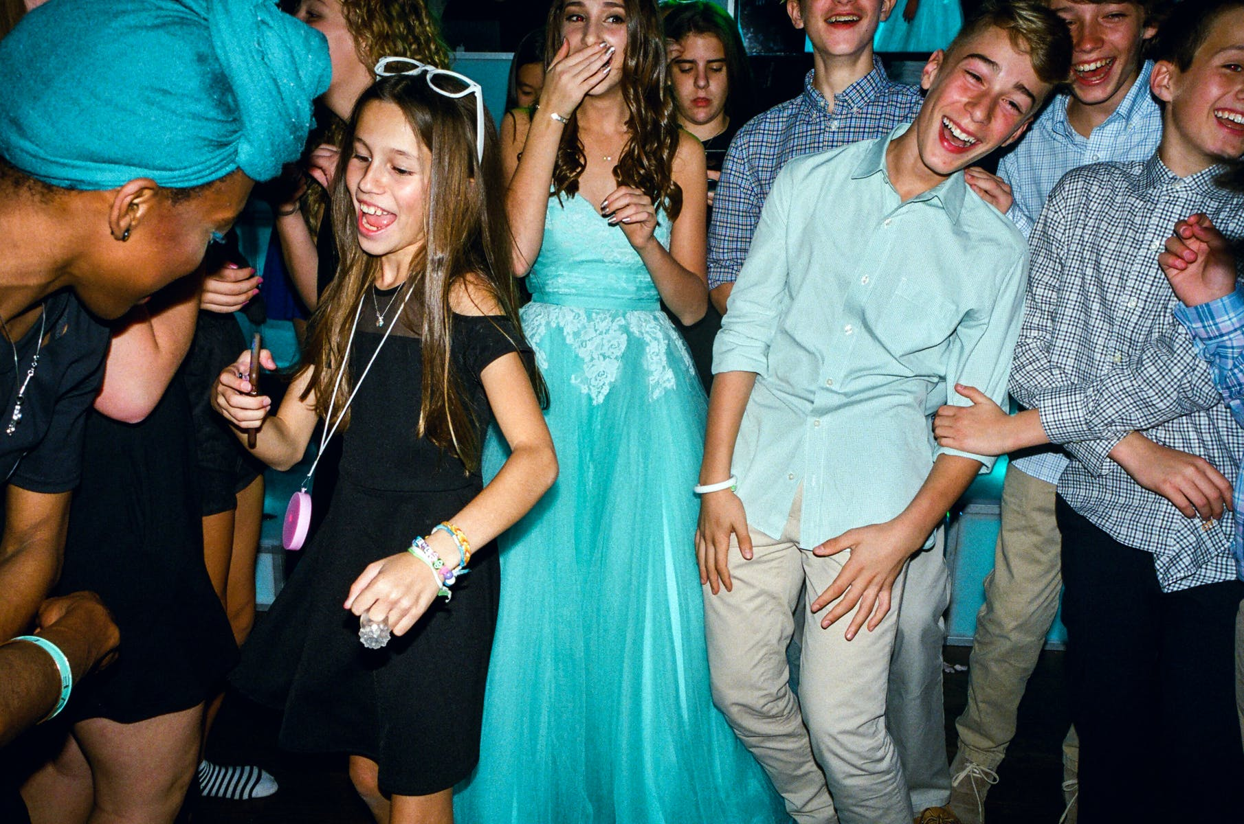 The Bar Mitzvah Party Starters