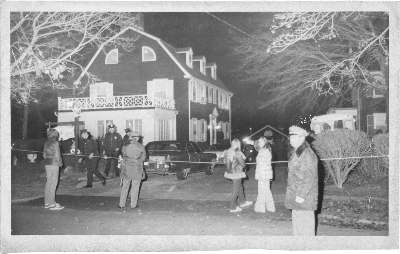 The True Story Of Amityville Horror Haunted House Topic