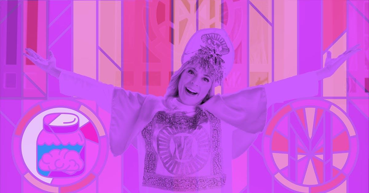 Ave Maria Bamford: The Gift of Mental Illness: Ave Maria Bamford