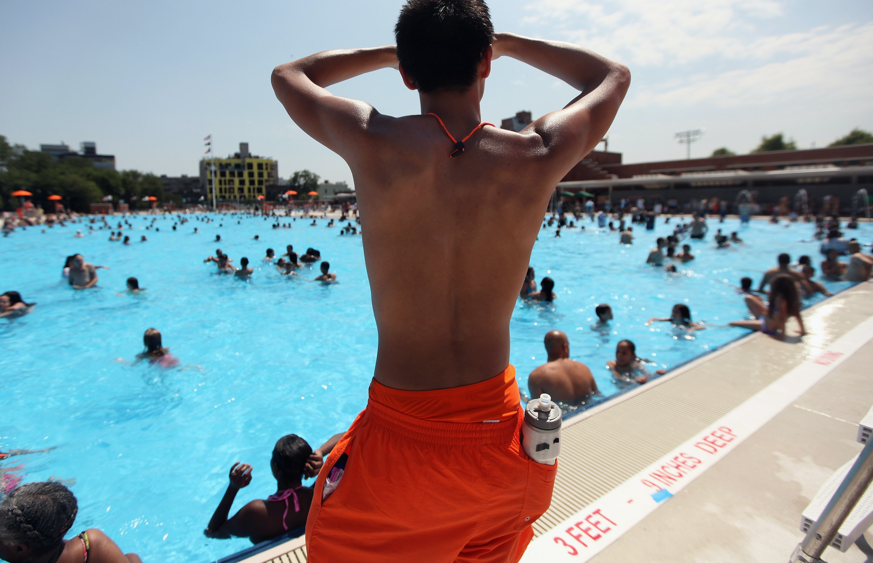 The Many Lives Of Mccarren Park Pool Topic