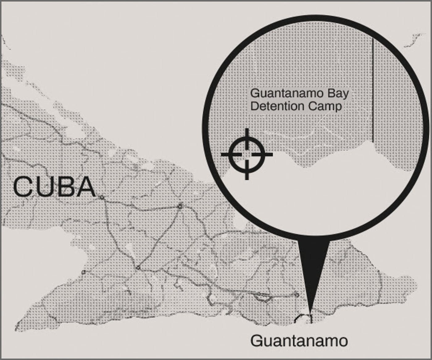 Secret Immigration Detention Camps Across The Us  Topic  Treatment Of Haitian Refugees Swirled On The Mainland The Ins Was  Experimenting With A New Detention Site Plus Miles Away At Guantnamo  Bay Cuba